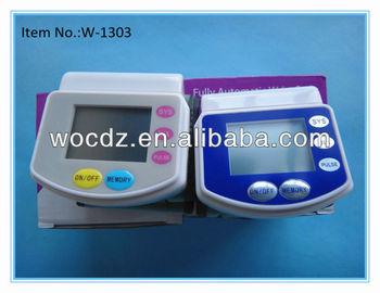Wrist Type Blood Pressure Measuring Instruments,Accurate Digital ...