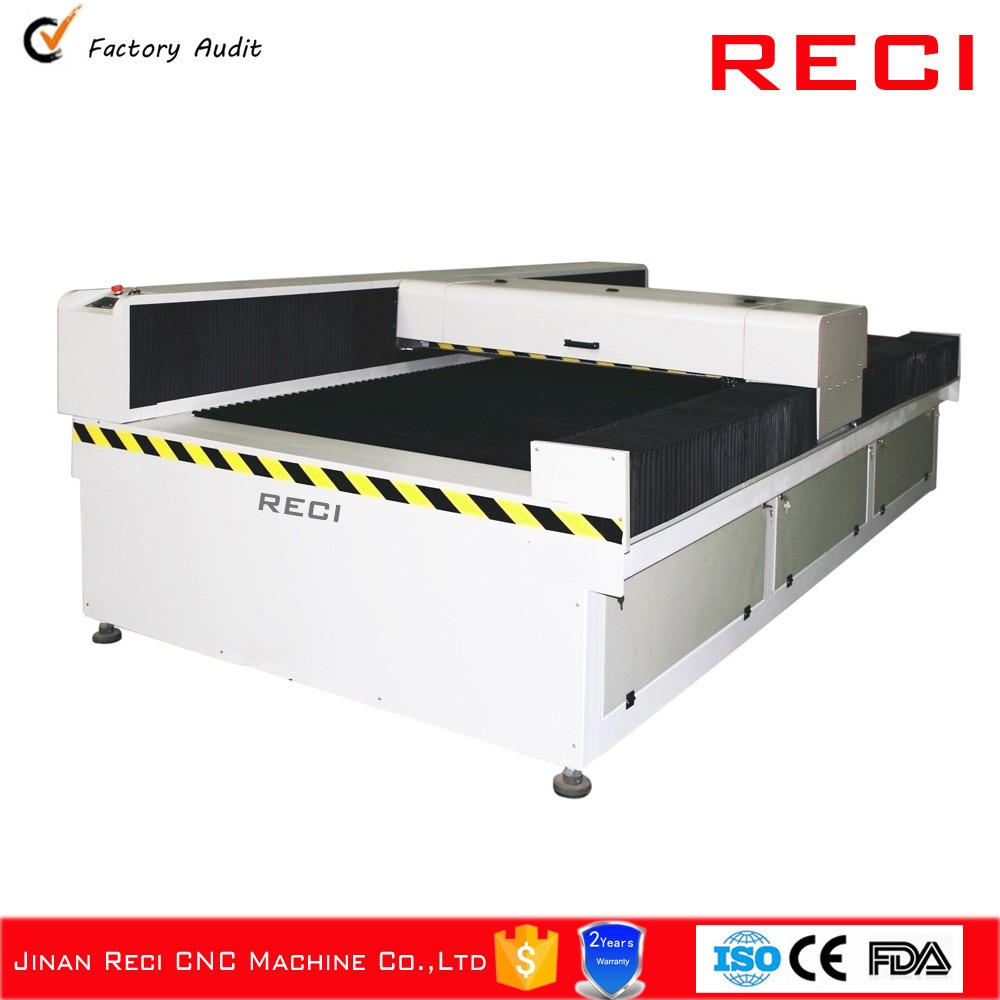 Cheap Price 1325 Fabric Pattern Laser Cutting Bed Co2