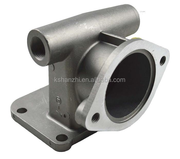 Forklift Part Isuzu C240 Thermostat Housing Cover Lower(9-13716804 ...