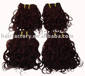 wholesale cheap remy brazilian curly hair extensions