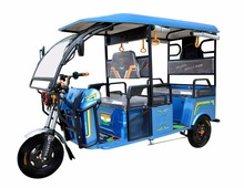 2017 newest design auto electric rickshaw for India market