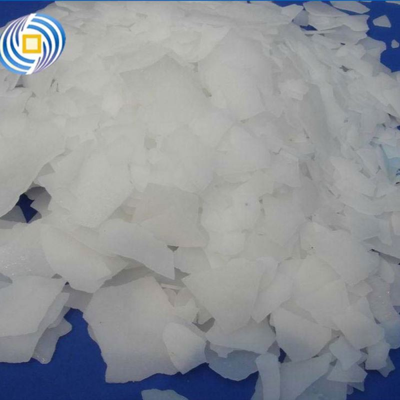 magnesium chloride 46% white flakes CAS:7786-30-3