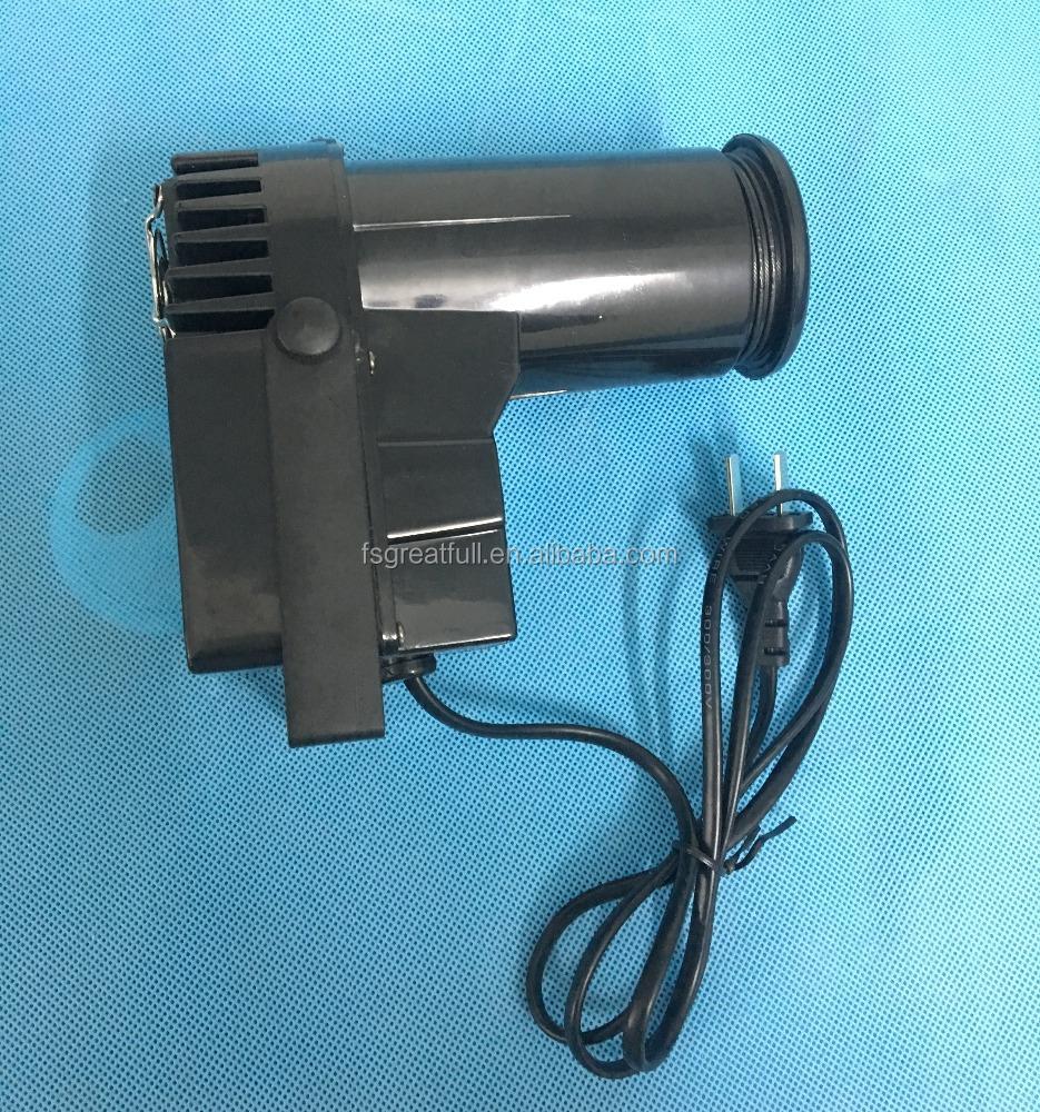 Portable DMX 10W RGBW 4in1 LED PINSPOT LIGHT