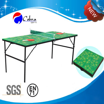 Exceptional KBL 12T05 Mini Portable Table Tennis Table,Toys Baby Ping Pong Table,Kids