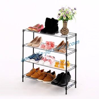 Durable Quality Light Duty Wire Shelving Nsf Sgs Ce Homemade Shoe Rack