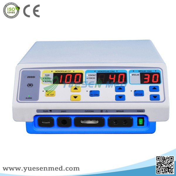 Electrosurgical Machine Medical Surgical Generator Radio Frequency Surgical Unit
