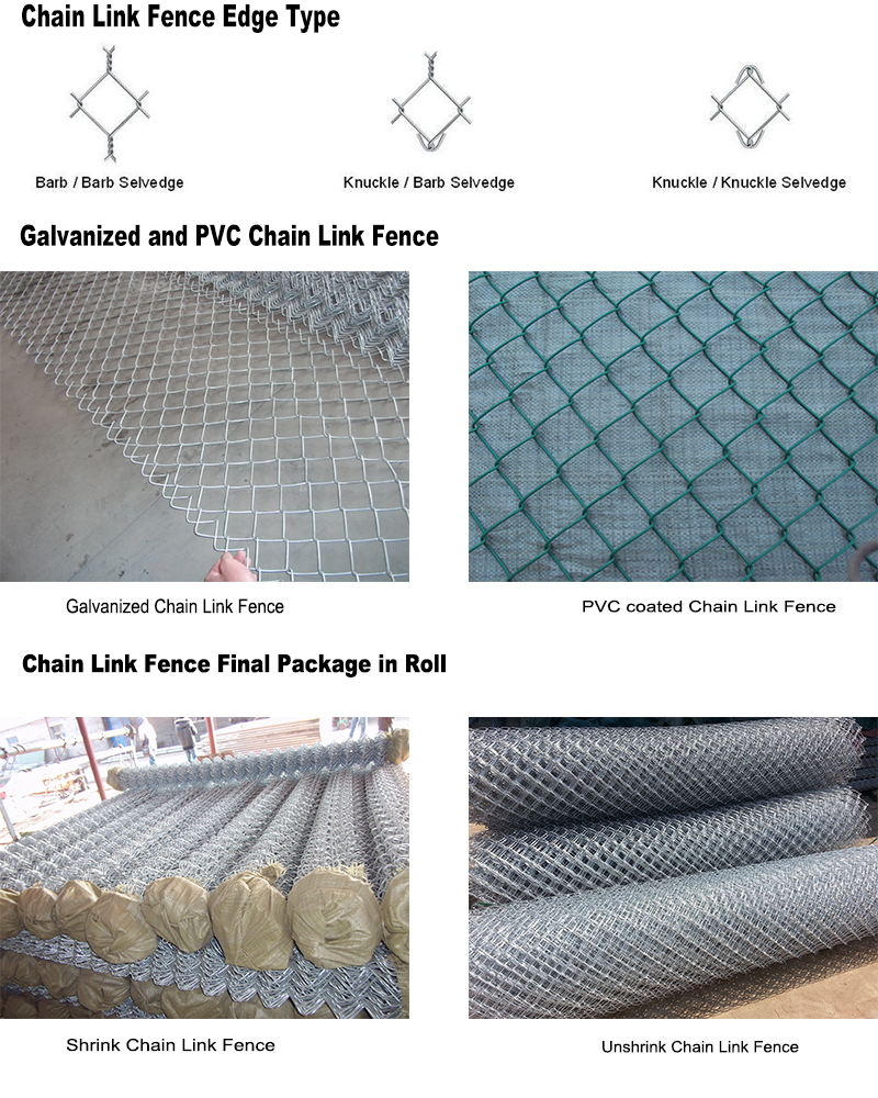 Warehouse Chain Link Wire Mesh Fencing/galvanized Cyclone Mesh Fence ...