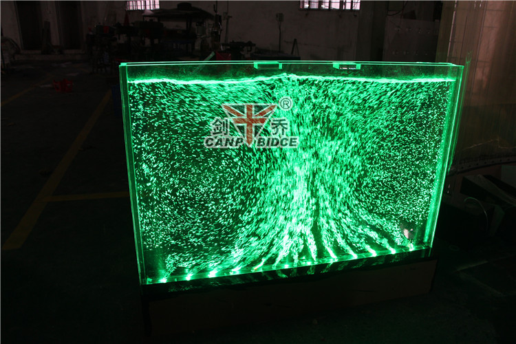 2015 New Wall Mounted Decoration,Aquarium Transparent Partition ...