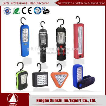 2015 Xunshi portable rechargeable led work light