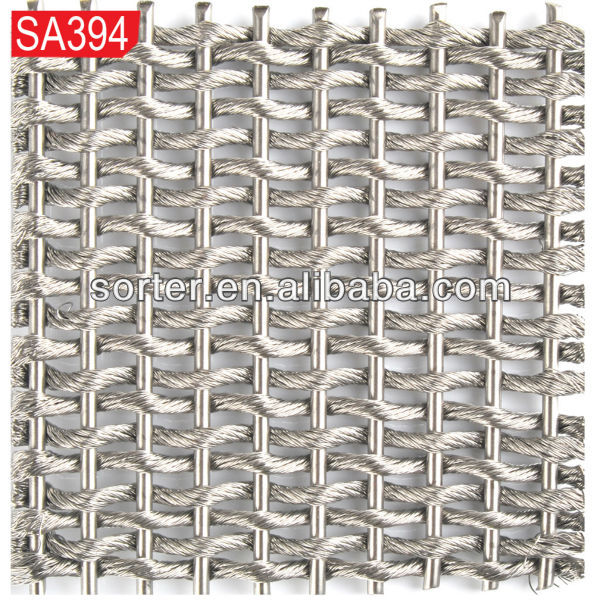 Architectural Metal Wire Mesh,Woven Metal Fabrics
