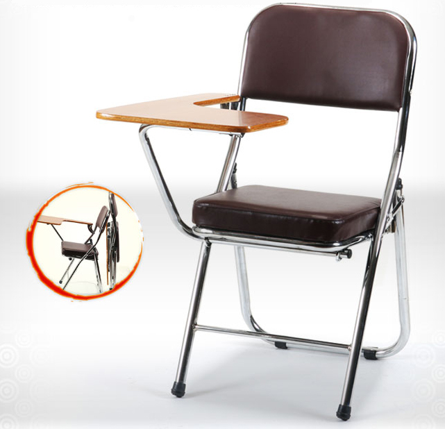 Folding Adult Classroom Chairs With Tablet Buy Chair