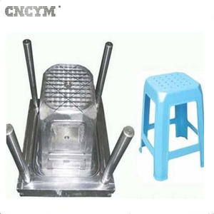 China excellent quality low price household chair stool plastic mould die maker