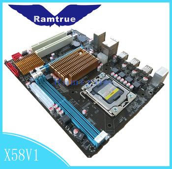 I7 Motherboard Lag1366 Motherboard X5 V120awith Ssd Port Buy I7