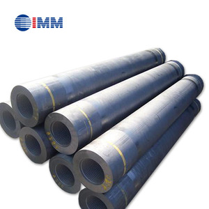 CIMM Supplying UHP/HP/NP Electrode Carbon Graphite used for EAF/LFs