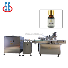 SGGXZ-Large volume filling production line.50-500ML liquid filling machine.Factory outlet large volume liquid filling capping