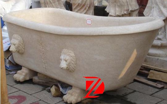 Vasca Da Bagno Con Zampe Di Leone : Per un bagno di design la casa in ordine