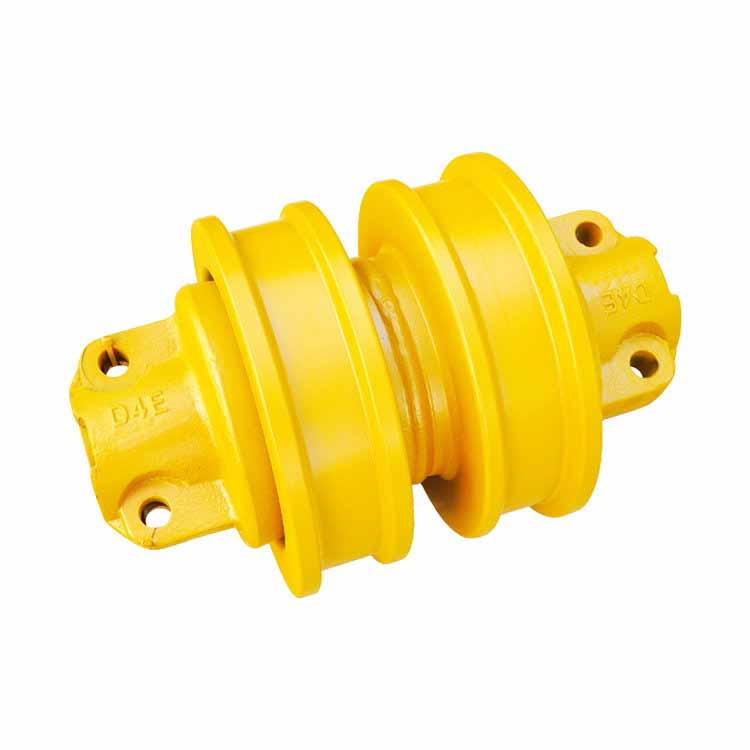 Durable in Use D30- 111-30-0028 Construction Machinery Parts Bulldozer Track Roller