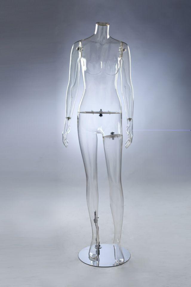 Resultado de imagen de mujer transparente