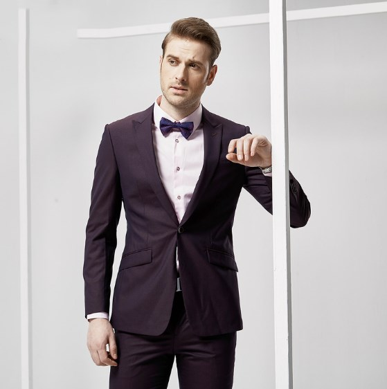 Wedding Suits For Men Purple, Wedding Suits For Men Purple Suppliers ...