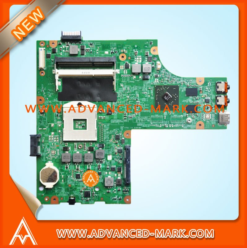 Replace Laptop Motherboard For Dell Inspiron N5010 N5010 5010 Non ...