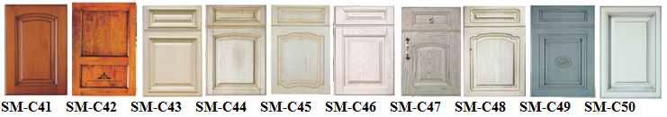 Wholesale price wood kitchen set plywood cabinet buy for Cherry wood kitchen cabinets price