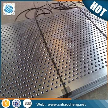 Perforated Metal Sheet Perforated Metal Mesh Screen 4 8