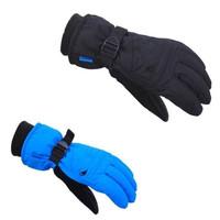 Wholesale custom cheap winter waterproof sports ski gloves