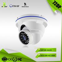 OIP10E-GA20 1MP 720P IR distance 20m Motion detect Vandalproof Onvif 2.3 metal housing P2P IP camera security camera cctv