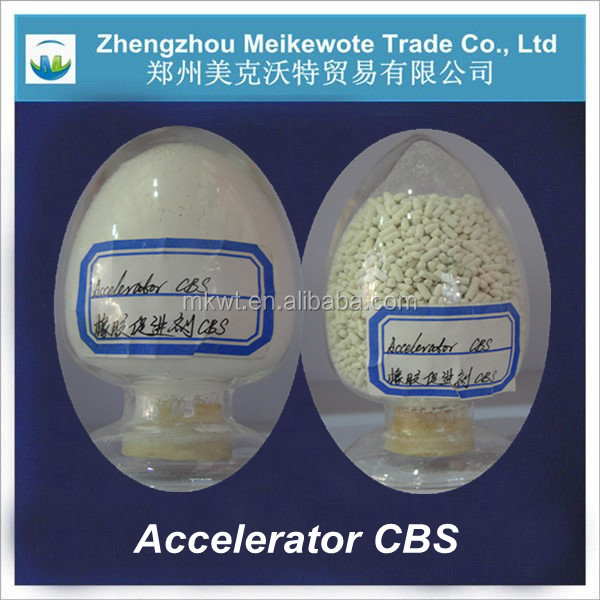 cbs powder/granular (CAS NO: 95-33-0) as chemical auxiliary agent used in rubber industry
