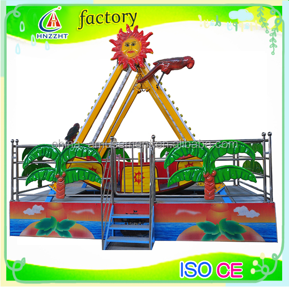 Super fun and best selling children loved shopping mall amusement rides mini pirate ship ride for sale with different types