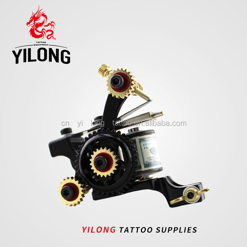 YILONG 2018 Professional Pure Copper Tattoo Machines
