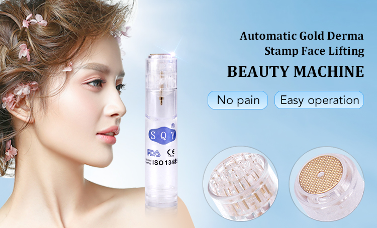 High quality face lifting / wrinkle removal derma stamp micro derma needle