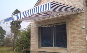(Half cassette awning) Canvas Covering Walmart door canopies CZCH-4030 Q44 & half Cassette Awning) Canvas Covering Walmart Door Canopies Czch ...