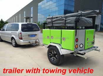 Heavy Duty 4x4 Camper Trailer
