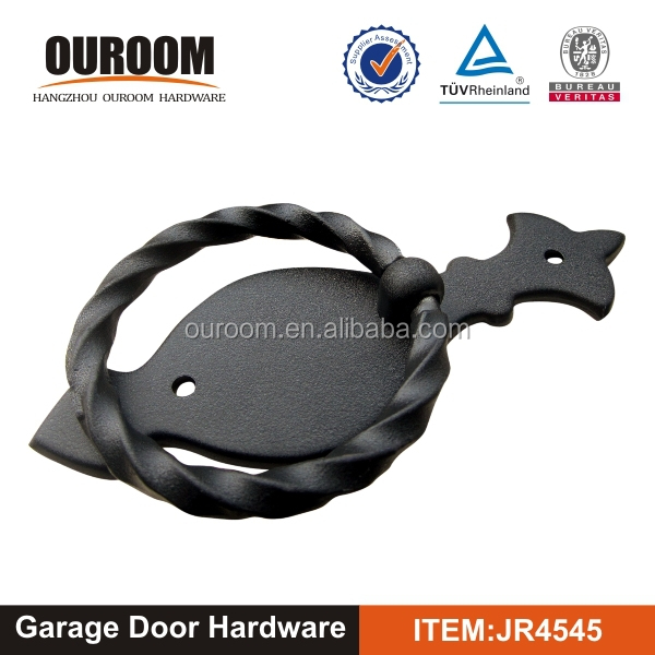drop ring pull handle