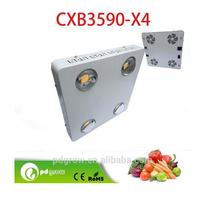 Trade assurance 3 years warranty new product high quality 3500K warm white CXB3590 400w led