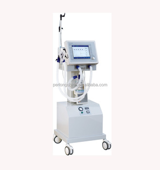 PA-900B Hospital Equipment Ventilator with Cart Ventilator Circuit