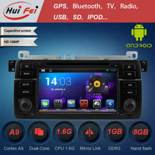 Car audio for BMW E46 with GPS navigation Pure Android4.2.2 Multi-touch capacitive screen OBD2 Autoradio