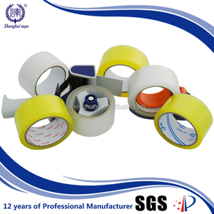 Africa Export Bopp Personalized Adhesive Circle Clear Sealing Tape