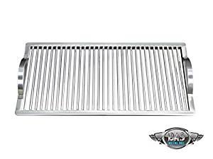 """Stainless Steel Charcoal Grate 15"""" x 30"""" (Grill Grates, Stainless Steel Grill Grates, BBQ Grates, Custom Grill Grates, Cooking Grate, Barbecue Grids)"""