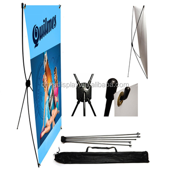 Outdoor X Banner Stand,X Shape Banner Stand,X Frame Banner Stand ...