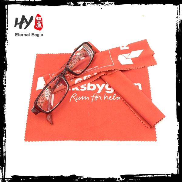 Cheap Promotional glasses cleaning cloth for eyeglasses, high quality fire blanket, nonwoven fabric bag