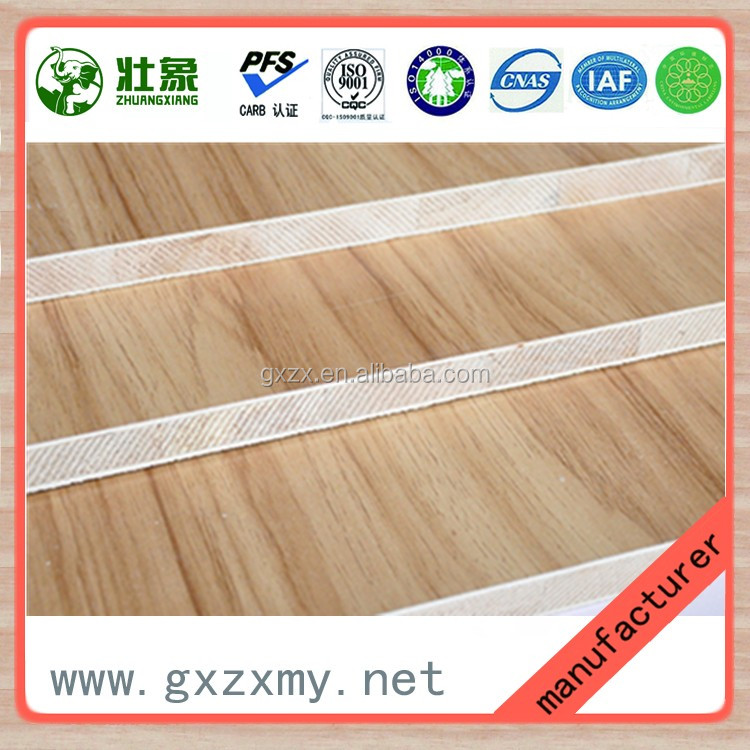 Resistance To Hot Chinese Fir Core Okume Face Fack Block Board