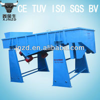 DZSF Series Linear Vibrating Screen for Cocoa Beans/Coffee Beans/Vanilla Beans
