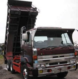 Used Trucks Hino,Mitsubishi,Isuzu Direct From Japan