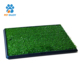 Hot sale plastic pee pads for dogs portable indoor pet potty