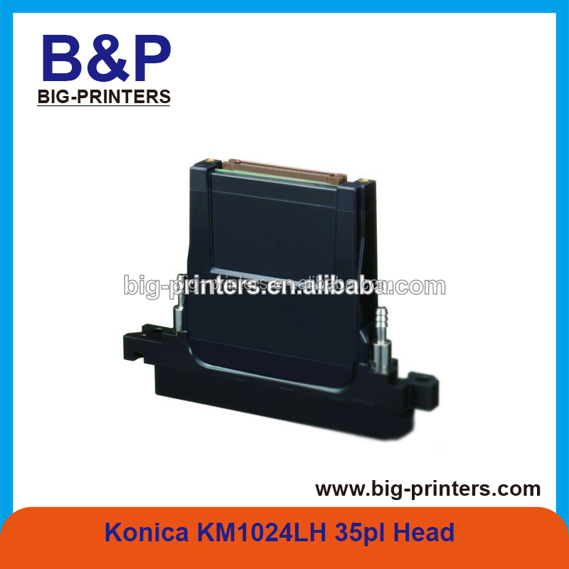 original and 100% new konica minolta KM512LH 35pl print head For Flora F1 250 UV/320 UV TURBO PRINTER