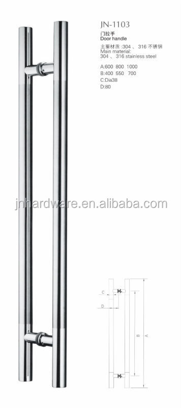 Double Sided Door Pull, Double Sided Door Pull Suppliers And Manufacturers  At Alibaba.com