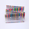 100 different color gel pen Cheap Office Gel Pen With EN71 And ASTM Certificate unique color