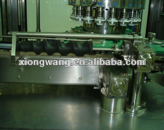 Automatic Filling Sealing 3 in 1 Beer Canning Line